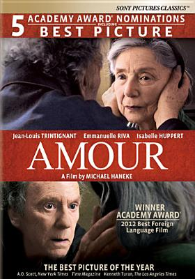 AMOUR BY RIVA,EMMANUELLE (DVD)